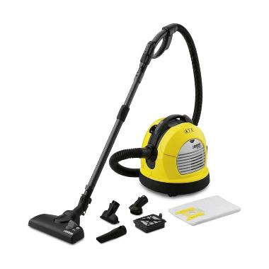 Karcher VC 6300 Dry Vacuum Cleaner - Yellow