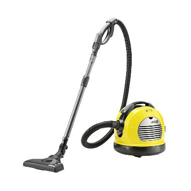 Karcher VC6300 Vacuum Cleaner - Yellow