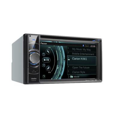 CLARION NX501 Audio Mobil