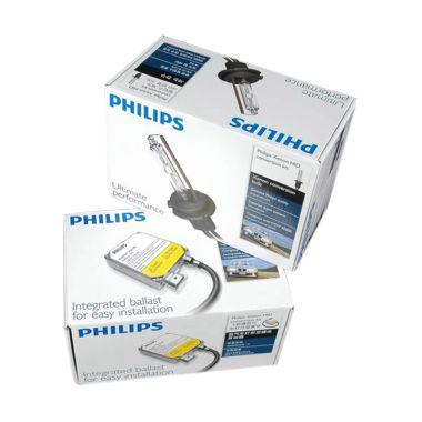 Philips HID H7 6000K Lampu Mobil    ...