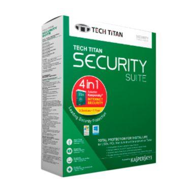 Kaspersky Tech Titan Security Suite 2017 3Device