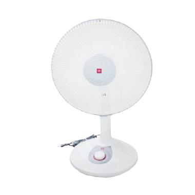 KDK WA30V Desk Fan - Putih [12 Inch]