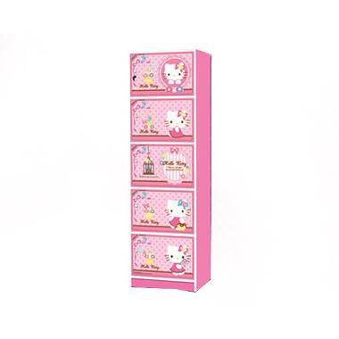 Kea Panel HK-LB 5 SH HK Smile Heart Loker Box [Khusus Jabodetabek]