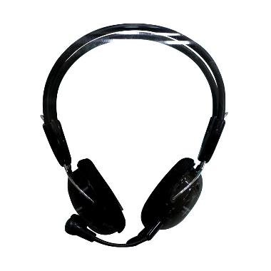 Keenion KOS-220 Full Black Headset