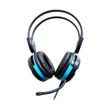 Keenion KOS 888 Super Gaming Headset - Black Blue