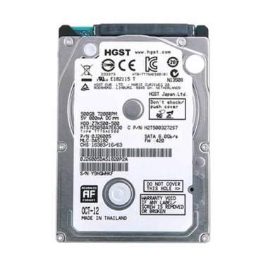 Hitachi Harddisk Internal 500GB 720 ...