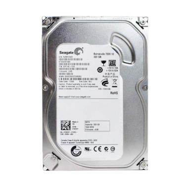 Jual Seagate Harddisk Internal Barracuda 3.5