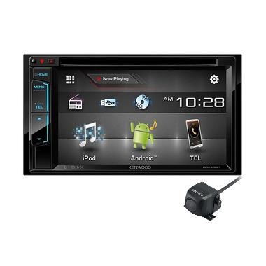 Kenwood DDX316 Headunit Double Din  ... d CMOS130 Rearview Camera