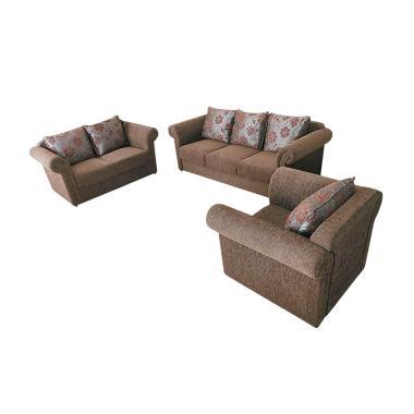 Kepoo Borneo 321 Set Sofa