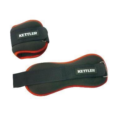 Kettler 0913-000 Foot Band - Orange [1 kg/pair]