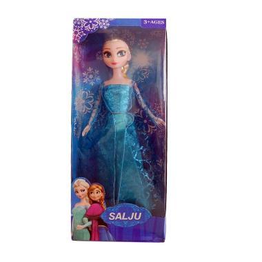 Kid Toys Boneka Elsa Mainan Anak