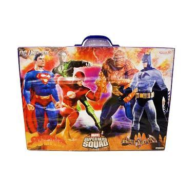 Kid Toys Meja Gambar Marvel Superhero Squad