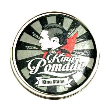 King Pomade Shine Hold Minyak Rambut [4 oz / 113 g]