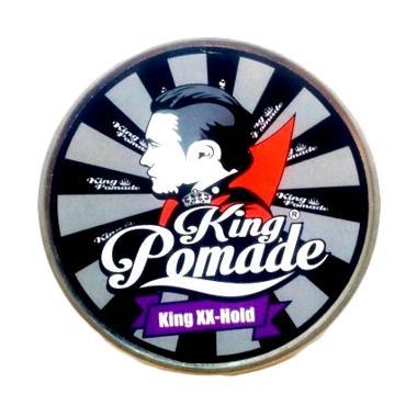 King Pomade XX Hold Minyak Rambut [4 oz / 113 g]