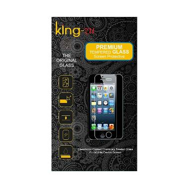 King Zu Tempered Glass Screen Protector for Infinix Hot 2 X510 [2.5D]