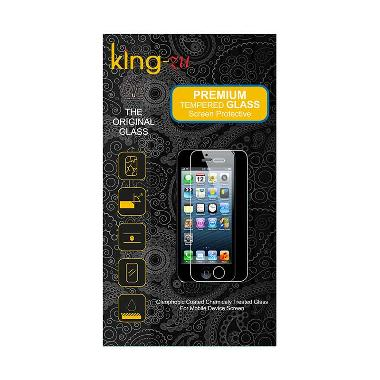 King Zu Tempered Glass Screen Protector for Oppo Joy 3
