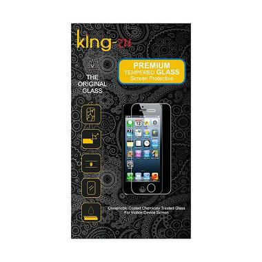 King Zu Tempered Glass Screen Protector for Samsung Galaxy A5 2016