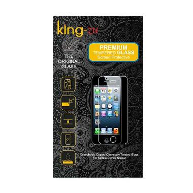 King Zu Tempered Glass Screen Protector for Xiaomi Mi4i - Clear