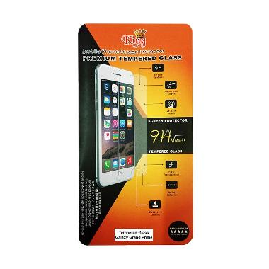 King Tempered Glass for Samsung Gal ... al Glass/2.5D Round Edge]