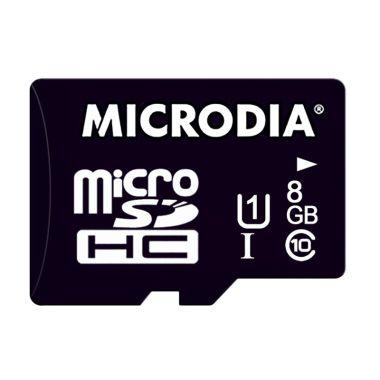 Microdia USA Brand Xtra Pro Class 10 Micro SD [8 GB/40 MB/s]