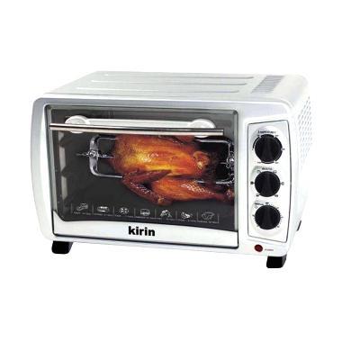 Kirin KBO 200RA Oven Elektrik - Putih