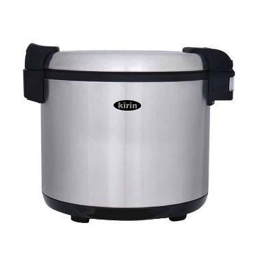 Kirin KRW-920S Rice Cooker - Silver [20 L]