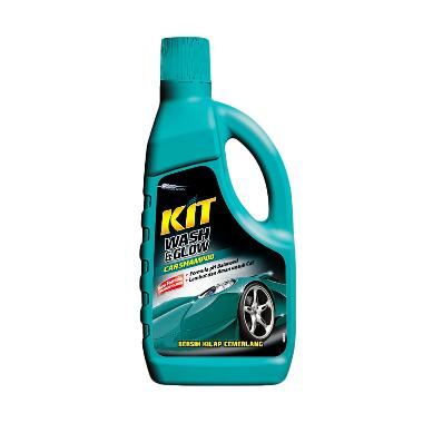 KIT Wash & Glow Car Shampoo [1000 mL/Botol]