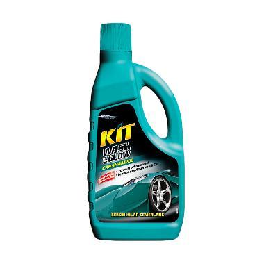 KIT Wash & Glow Car Shampoo [1000 mL/Botol]