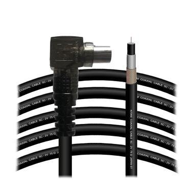 Kitani TV 5C-2V Kabel Antena [15 Meter]