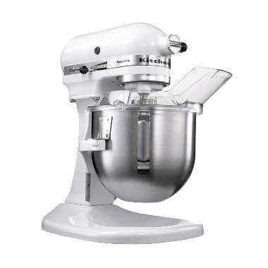 KitchenAid 5KPM150 EWH Heavy Duty Stand Mixer - Putih [5Quart]