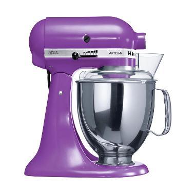 harga KitchenAid 5KSM150PSE Head Stand Mixer - Grape Blibli.com