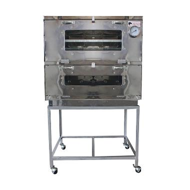 Kiwi Stainless Steel Oven [75 cm]