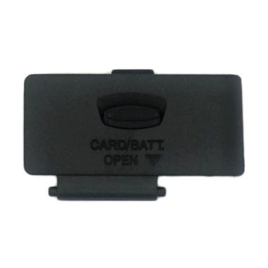 Klear Photo Black Battery Door for Canon 1100D or 1200D