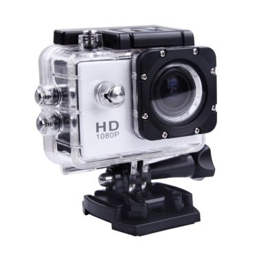 Kogan Action Camera - Putih [12 MP]
