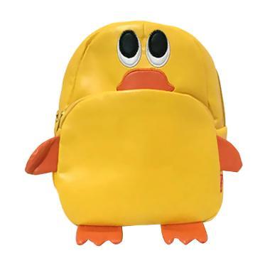 Korean Fun Bebek Tas Ransel Anak - Kuning