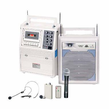 Krezt HDT 9902 PA Portabel Amplifier
