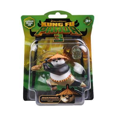 Kung Fu Panda 3 - Collectible Figurine Dragon Warrior Po