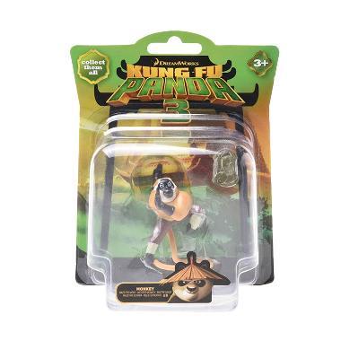 Kung Fu Panda 3 - Collectible Figurine Monkey
