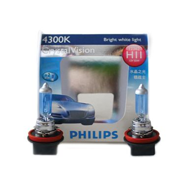 Philips Crystal Vision 4300K - H11  ...