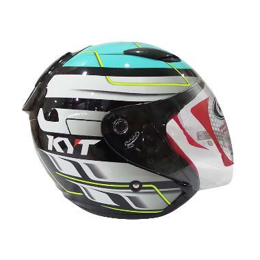 Helm Kyt Half Face Dj Maru - Kualitas Branded, Harga Baru Maret 2019 | Blibli.com