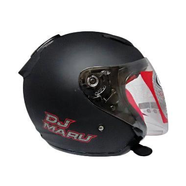 Jual Helm Kyt Dj Maru Solid Online - Harga Baru Termurah Maret 2019 | Blibli.com