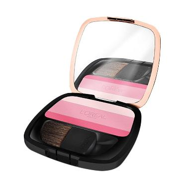 L'Oreal Paris Lucent Magique Blush 02 Fuchsia Flush Blush On