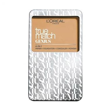 L'oreal Paris True Match Genius Powder - G3 Gold Vanilla - [9 gr]
