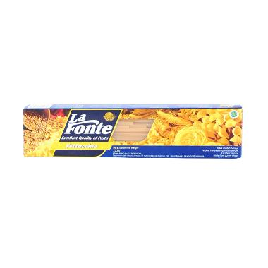harga La Fonte Fettucine [450 gr/2 pcs] Blibli.com
