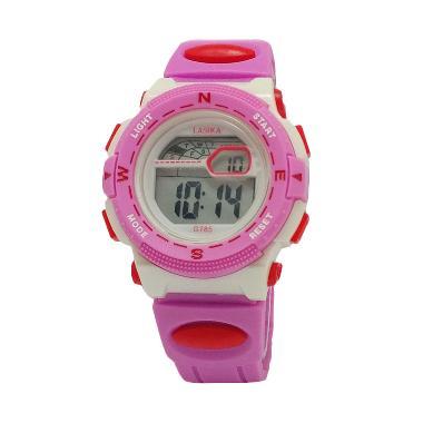 Lasika G 785 AD Jam Tangan Anak Perempuan - Pink