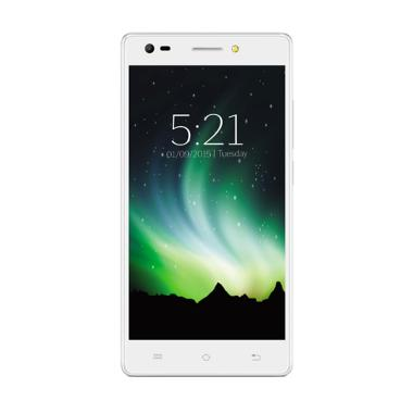 Lava V2 Plus Smartphone - White [RAM 3 GB/16 GB 4G LTE]