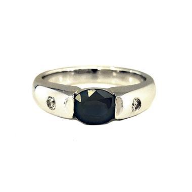 Lavish R13385 Cincin Berlian Emas Putih 18K