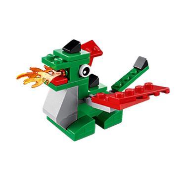 Lego 40098 Dragon Mainan Anak