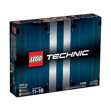 LEGO 4x4 Crawler Exclusive Edition 41999 Mainan Blok & Puzzle