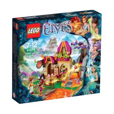 LEGO Azari and the Magical Bakery 41074 Mainan Blok dan Puzzle
